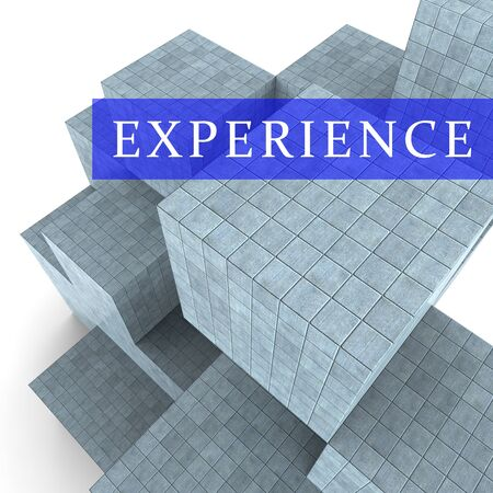 Experience Blocks Meaning Know How 3d Rendering