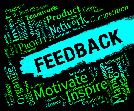 Feedback Words Representing Grading Evaluation And Rating