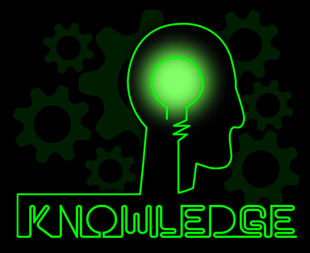 Knowledge Brain Show Know How And Wisdom