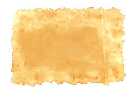 Photo pour old paper sheet on for background texture - image libre de droit