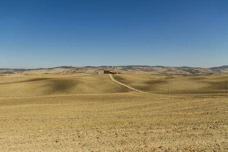 Foto per Fattoria in campagna toscana - Immagine Royalty Free