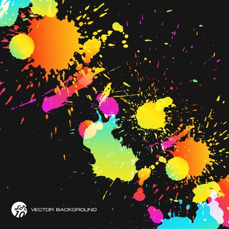 Colorful abstract background. EPS10
