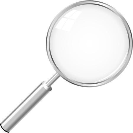 Vector search icon.