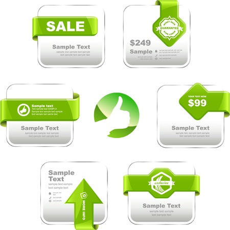 set of sale design elements. Great collection.