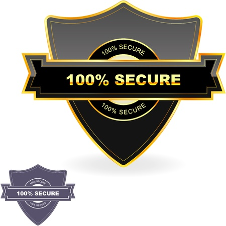 100% SECURE.