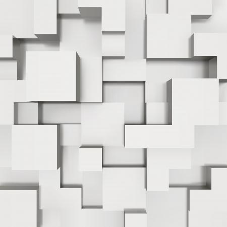 Foto de 3d blocks structure background   illustration  - Imagen libre de derechos