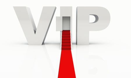 VIP are welcome