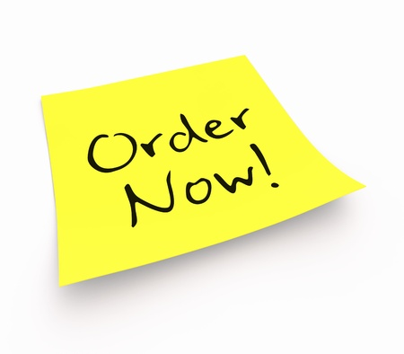 Stickies - Order Now