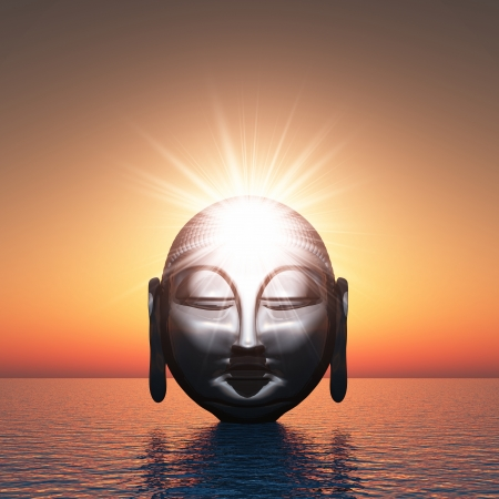 Buddha - Spiritual Awakening Water