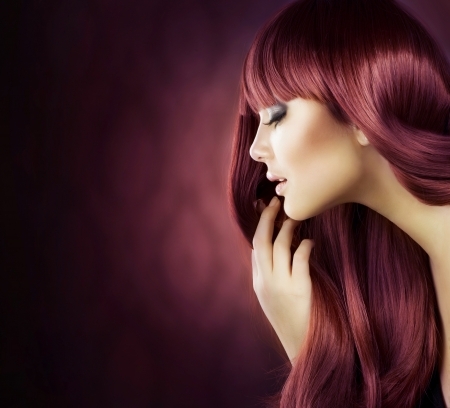 Photo for Healthy Hair  - Royalty Free Image