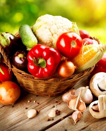 Healthy Organic Vegetables  Bio Food
