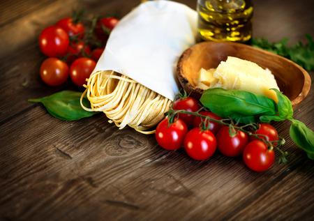 Pasta  Italian Homemade Spaghetti