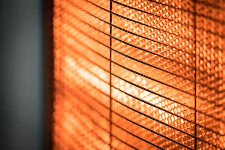 Photo pour Halogen heater - image libre de droit