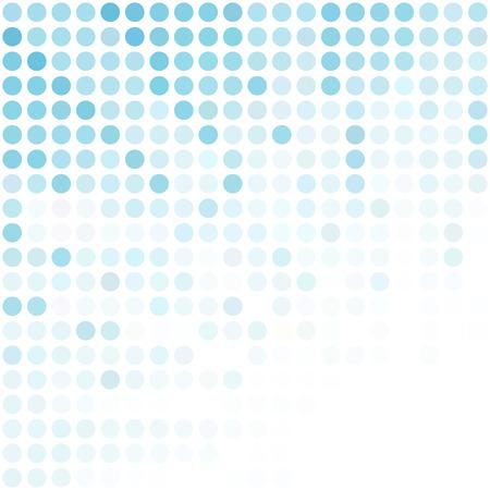 Illustration pour Blue Dots Background, Creative Design Templates - image libre de droit