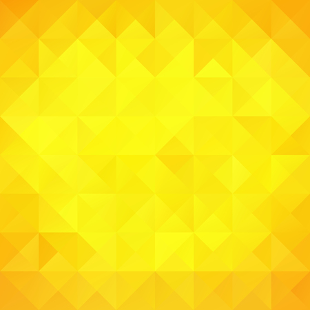 Orange Grid Mosaic Background, Creative Design Templates