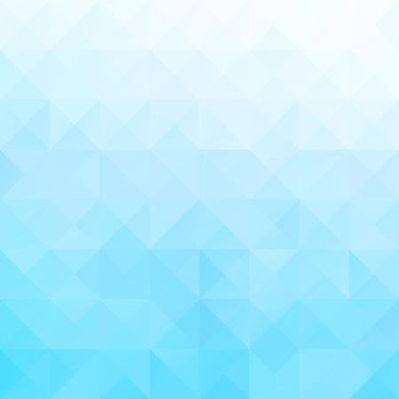 Ilustración de Blue Grid Mosaic Background, Creative Design Templates - Imagen libre de derechos