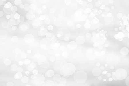 Photo pour Winter bokeh lights background - image libre de droit