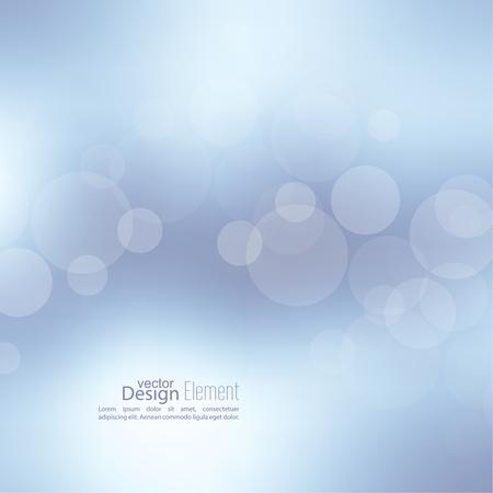 Abstract background with bokeh effect. Vector delicate  backdrop. Gentle image blur. Subtle defocused wallpaper. Soft gradient.