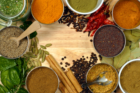 Image of spices - spice is nice.の素材 [FY3101367343]