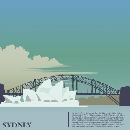 Sydney background