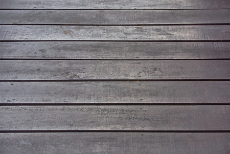 Photo pour Full Frame Background of Wooden Planks Floor Pattern - image libre de droit