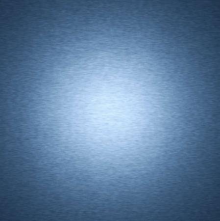 Cold Blue Metallic Plate Texture