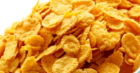 heap of cornflakes