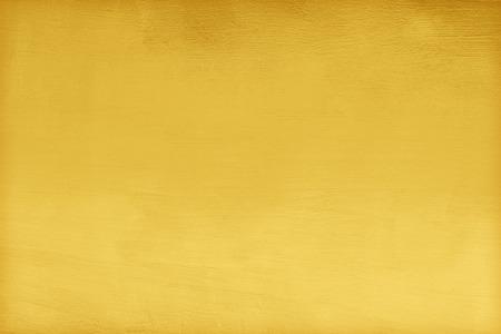 Photo pour concrete gold painted texture abstract for background, shiny yellow gold texture background - image libre de droit