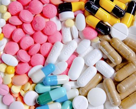 Drug is one of people food