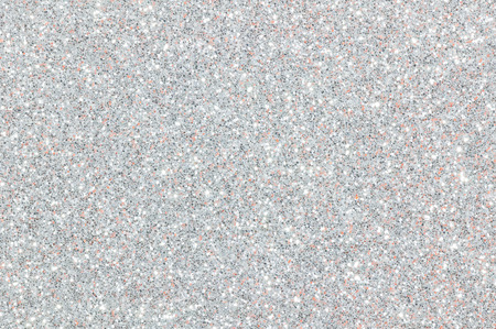 Photo for silver glitter texture christmas background - Royalty Free Image