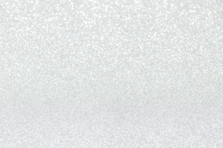 Photo for white glitter christmas abstract background - Royalty Free Image