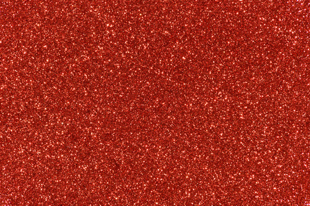 Photo pour Red glitter texture christmas abstract - image libre de droit
