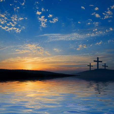 Three Crucifixions