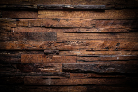 Foto de design of dark wood texture background - Imagen libre de derechos