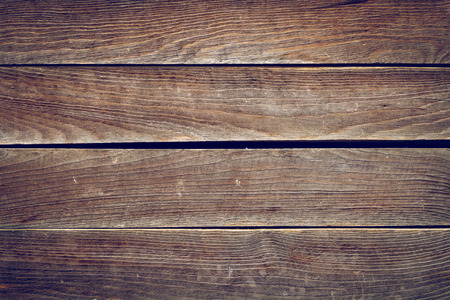 timber brown wood plank texture, timber wall industrial background, image used vintage retro filter