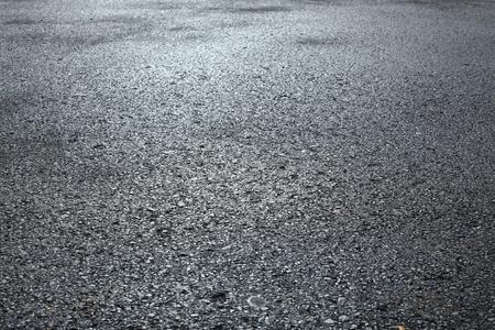 Photo pour black asphalt tarmac road texture background - image libre de droit