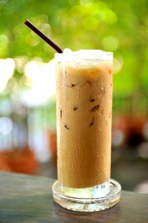 Refreshing coffee
