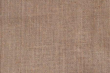 Photo pour Burlap background, texture, natural sackcloth, pattern for backdrop - image libre de droit