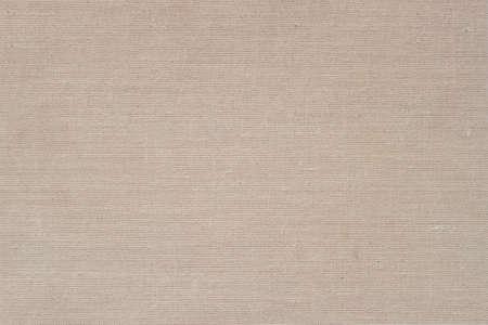 Photo pour Sackcloth, canvas, fabric, jute, texture pattern Cream soft color Natural rough background - image libre de droit