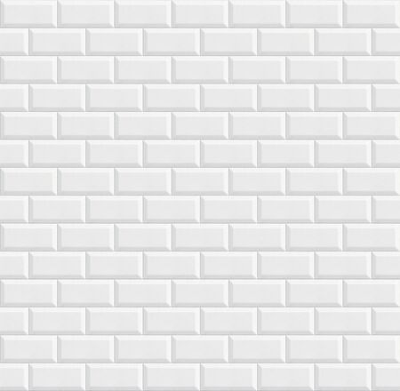 Photo for seamless ceramic tiles, white wall background texture - Royalty Free Image