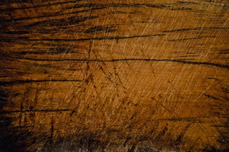 wood block in the kitchen