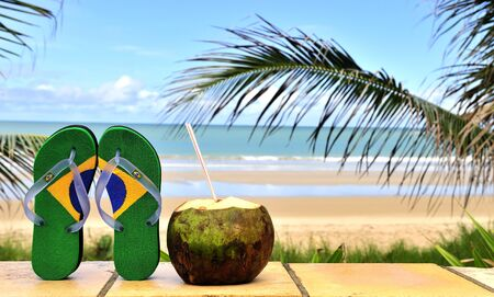 Brazilian flipflop in Brazil