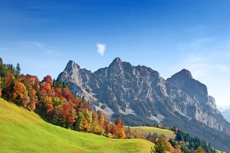 Swiss Alps Autumn