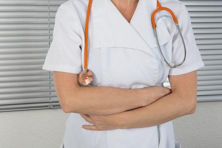 Photo pour medical person for health insurance - image libre de droit