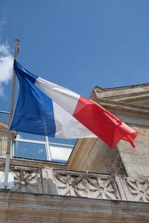 Photo pour French flag - image libre de droit