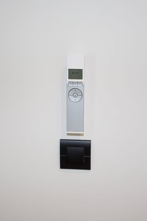 home wall touch panel to control intelligent house devices