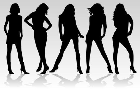 Beautiful  women - fashion
