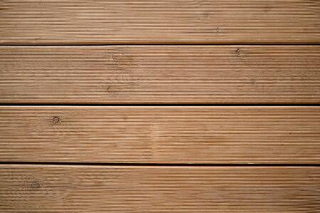 Foto de Texture of Worn out Wooden Meranti Decking Floor - Imagen libre de derechos