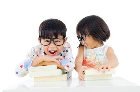 Photo for Cheerful kindergarten kids - Royalty Free Image