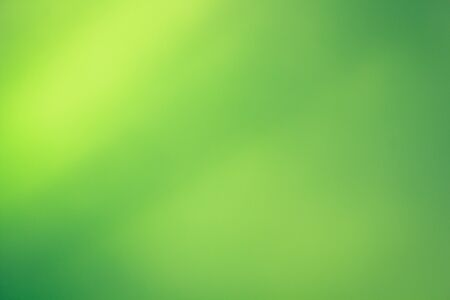 Photo pour Nature Green blurred background. Abstract gradient with light backdrop. wallpapers - image libre de droit
